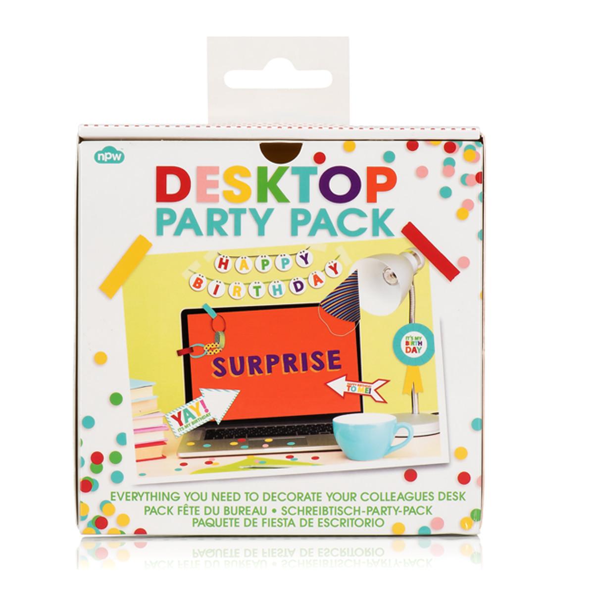 Bureau partyset