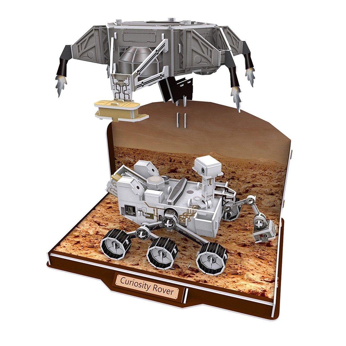 3D space puzzle