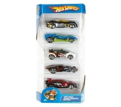 5 x Hot Wheels in verrassingsset