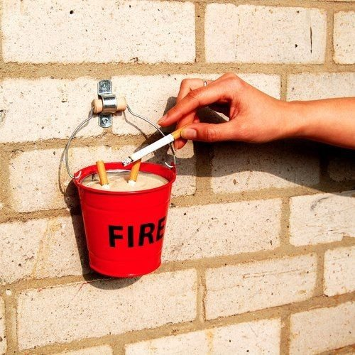 Asbak ''Fire Bucket''