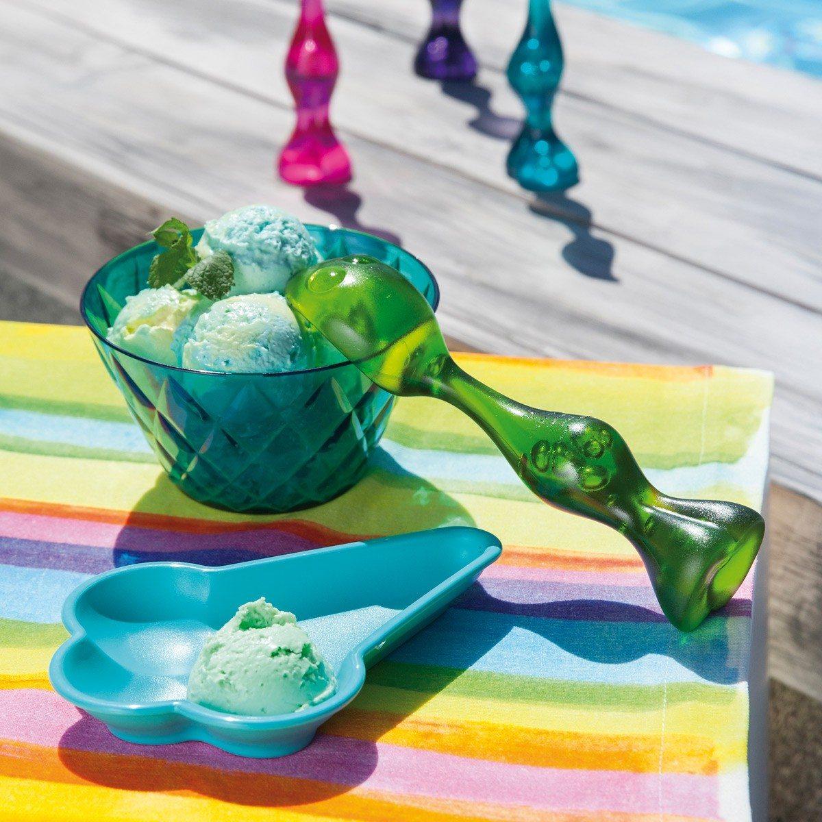 Bakje in vorm van ijsje, set van 2