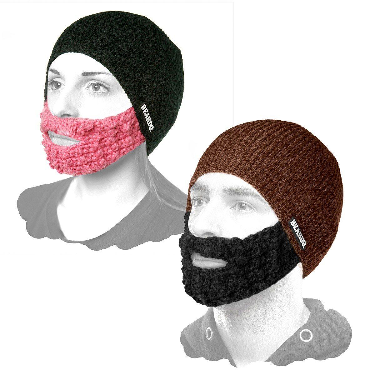 Beardo - de beanie met baard