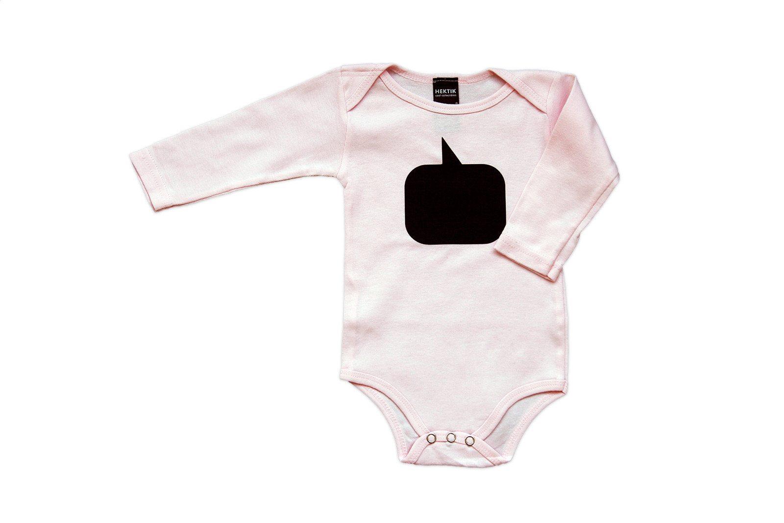 Beschrijfbaar babypakje