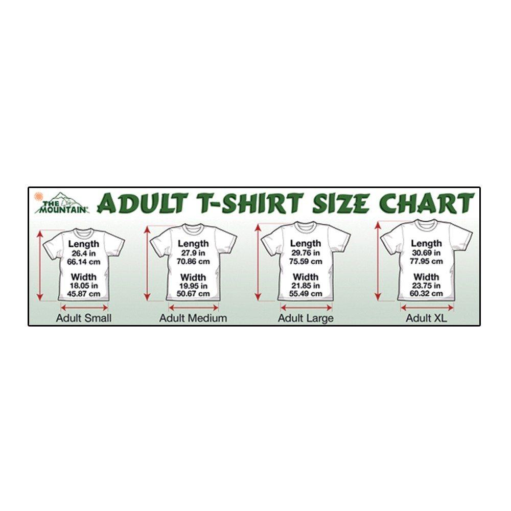 Big Face dieren T-shirts – Gorilla