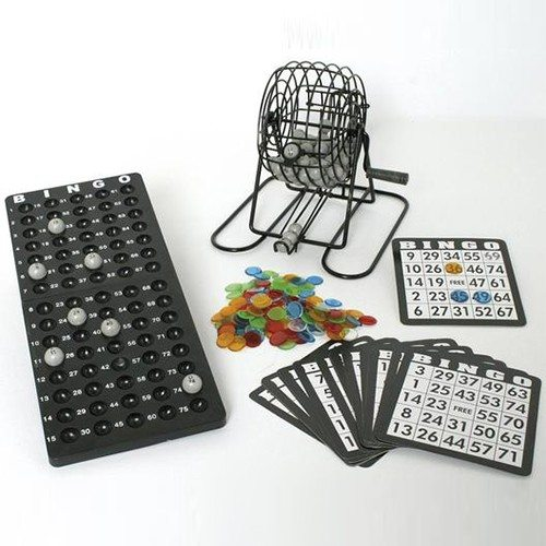 Spel och bingo