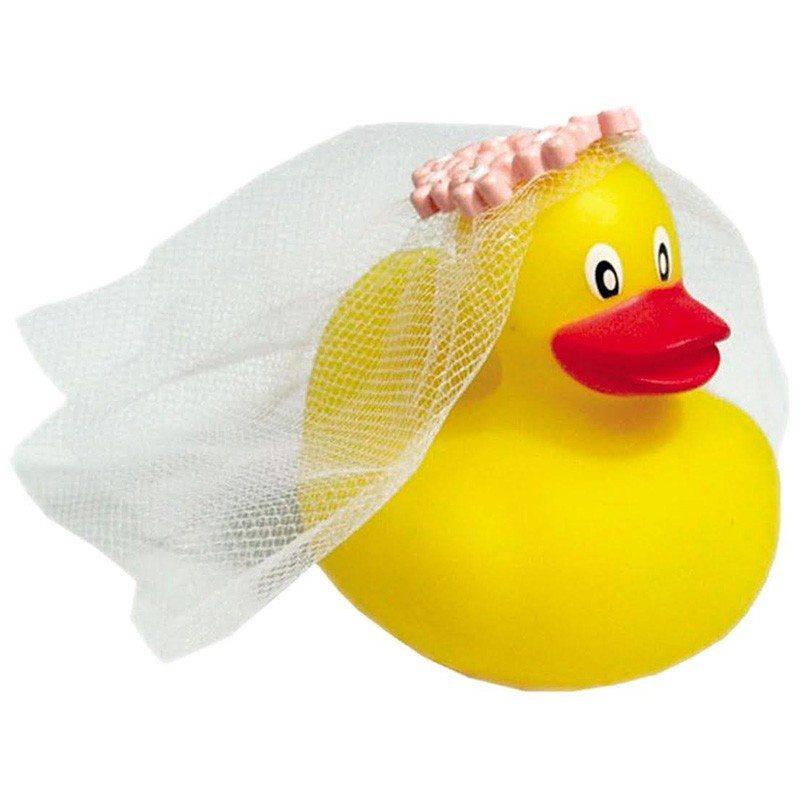 Bruiloft badeendjes