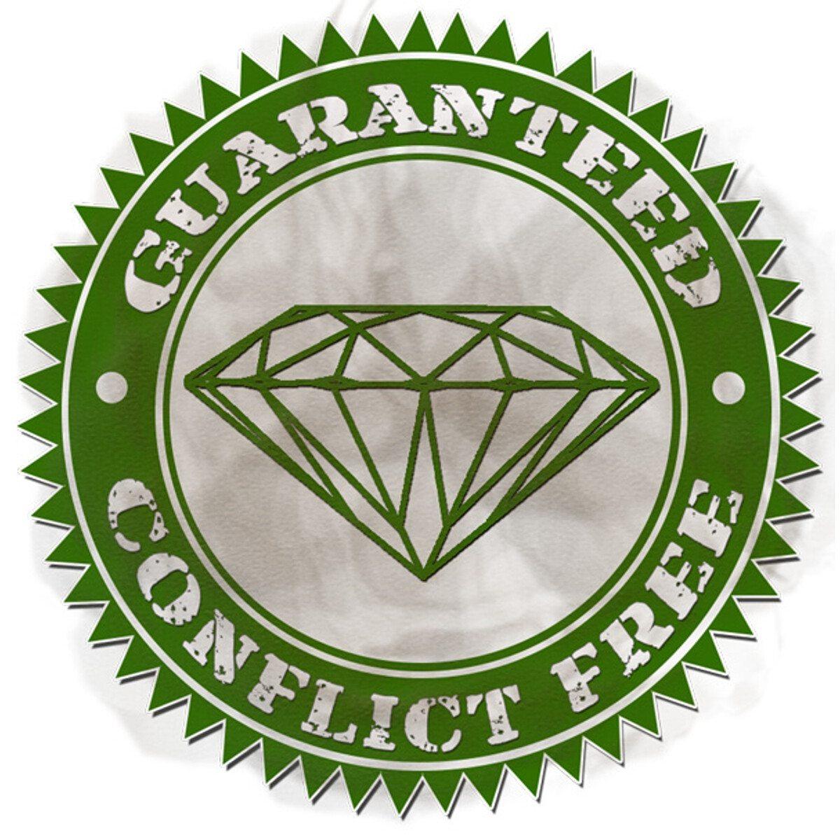 Centaura – de diamant-cadeaukaart (0,05 kt)