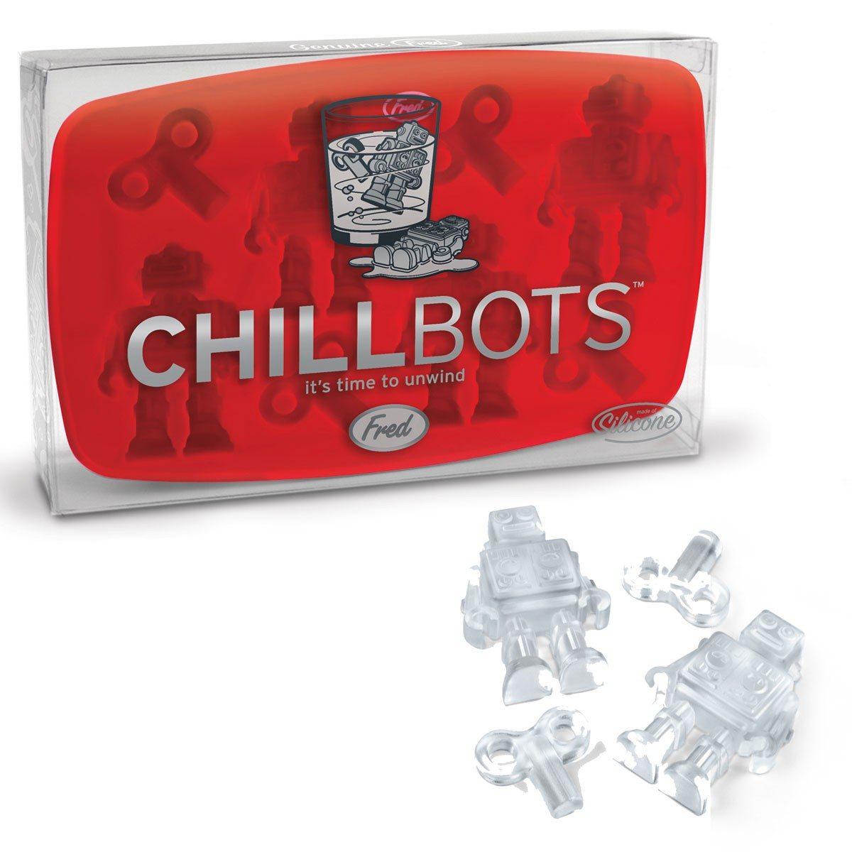 Chillbots – vorm voor ijsblokjes