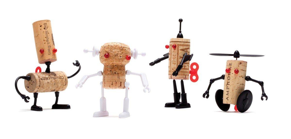 Corkers kurk robotten