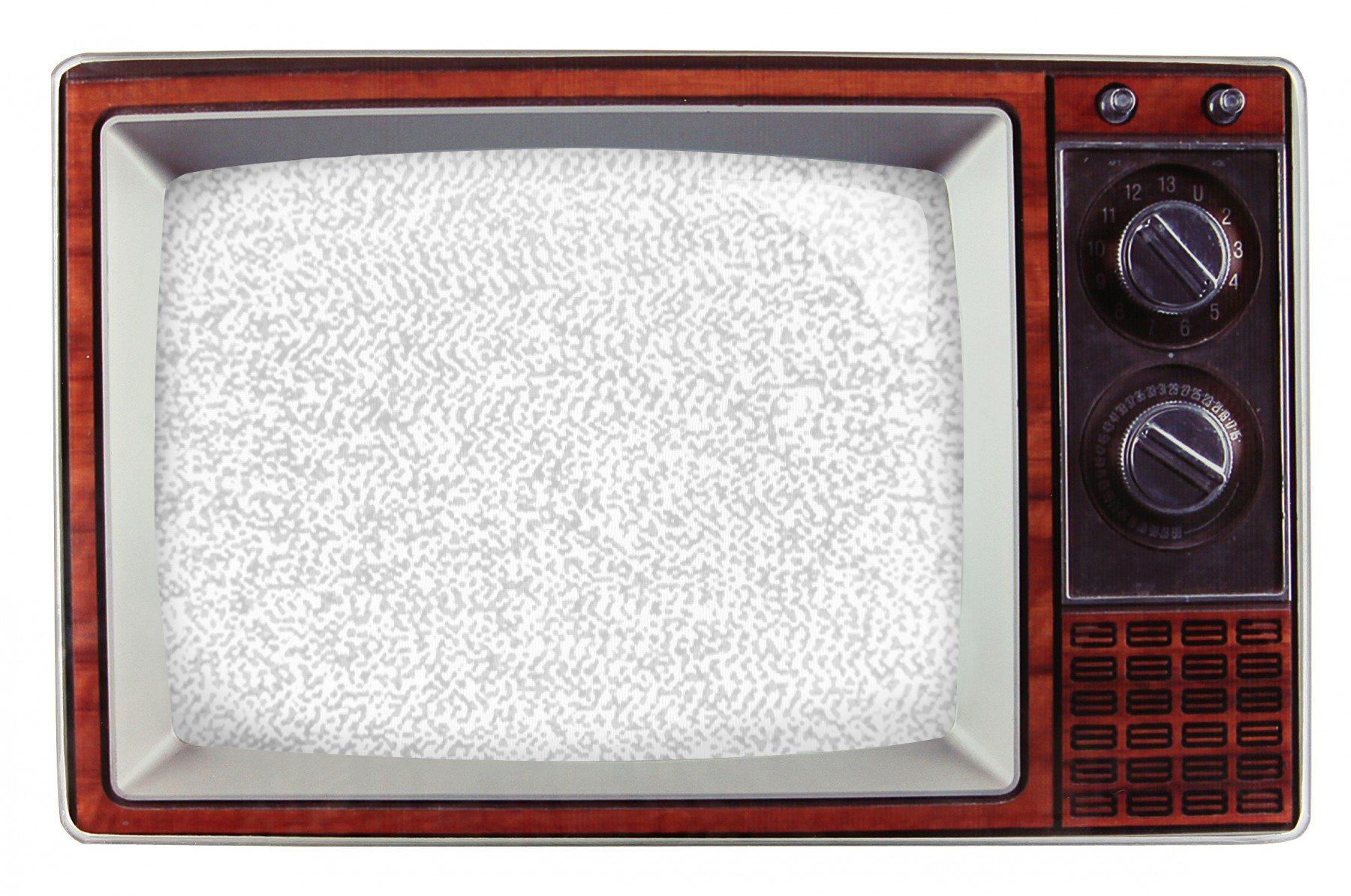 Cult retro tv fotolijstje