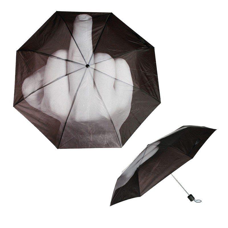 De ''krijg toch het heen en weer''- paraplu