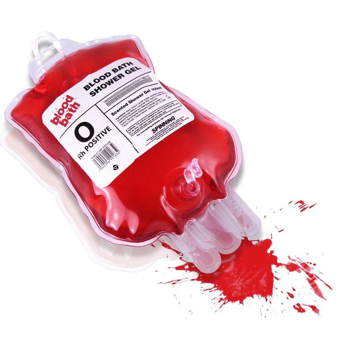 Douchegel bloedtransfusie