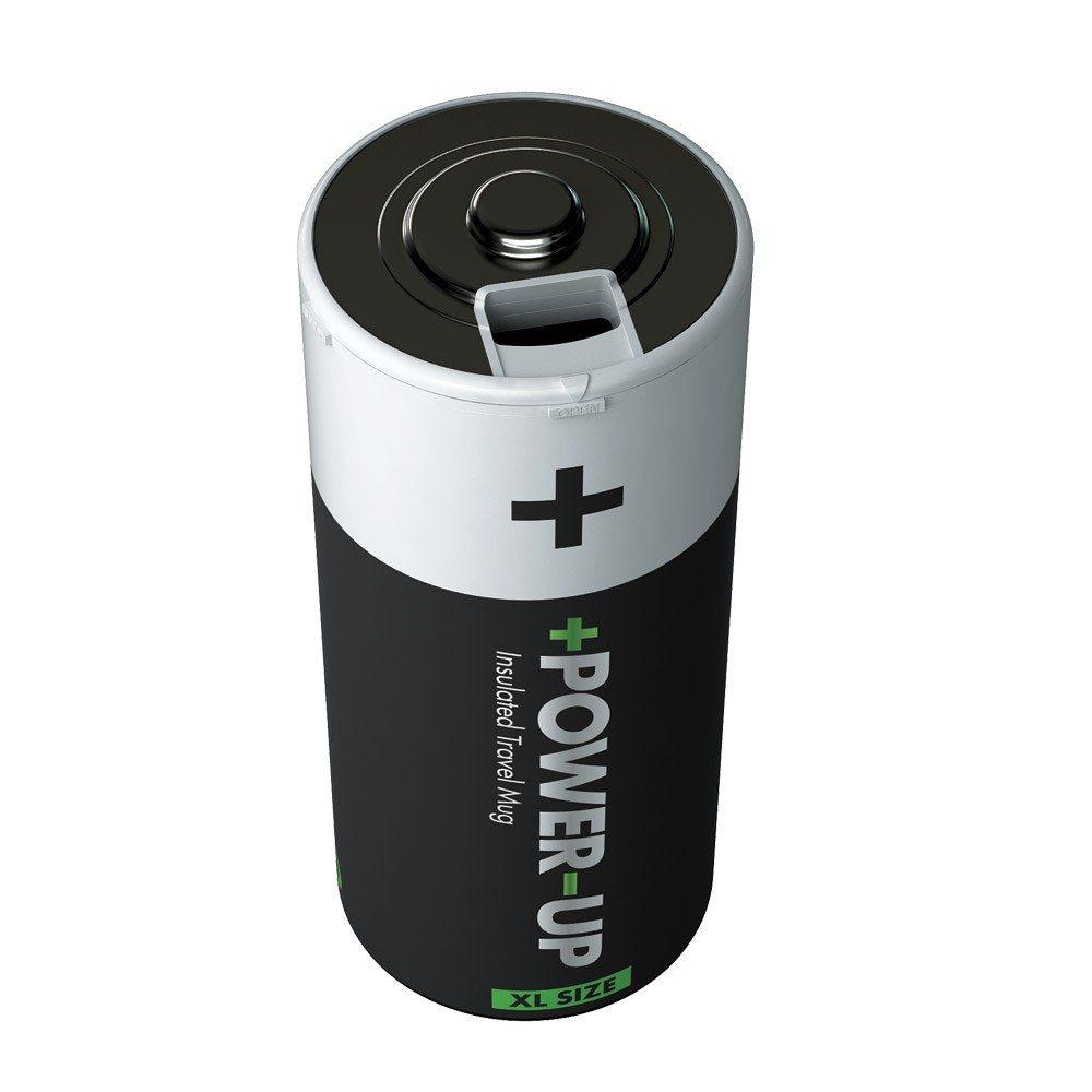 Drinkfles batterij
