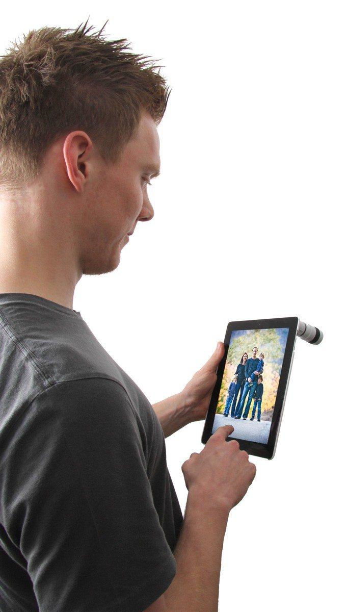 Eye Scope – objectief voor iPad2