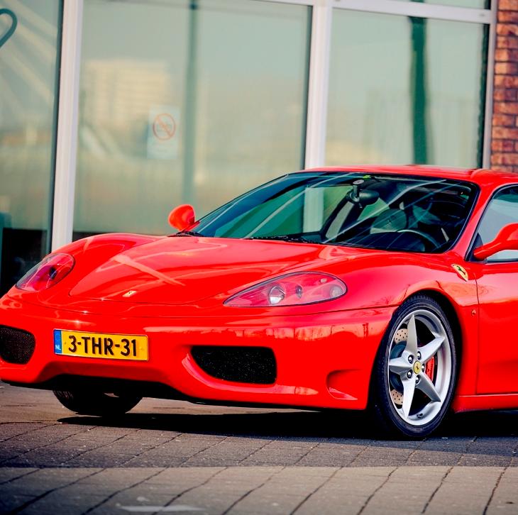 Ferrari rijden - Op locatie voor