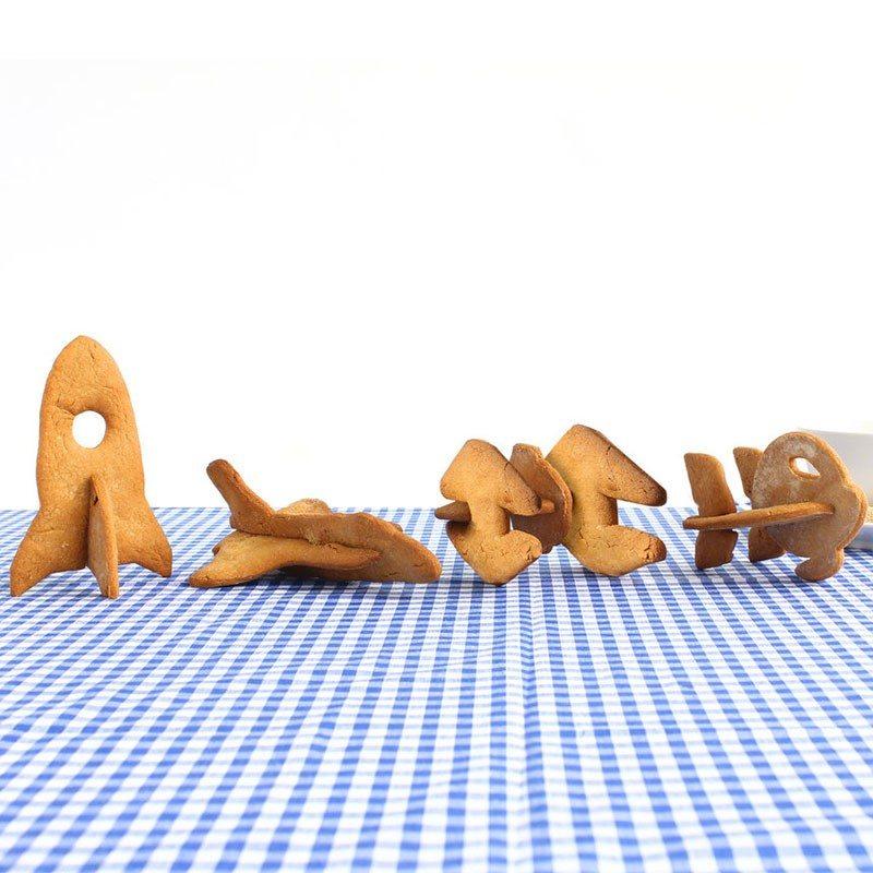 Heelal koekjesvorm