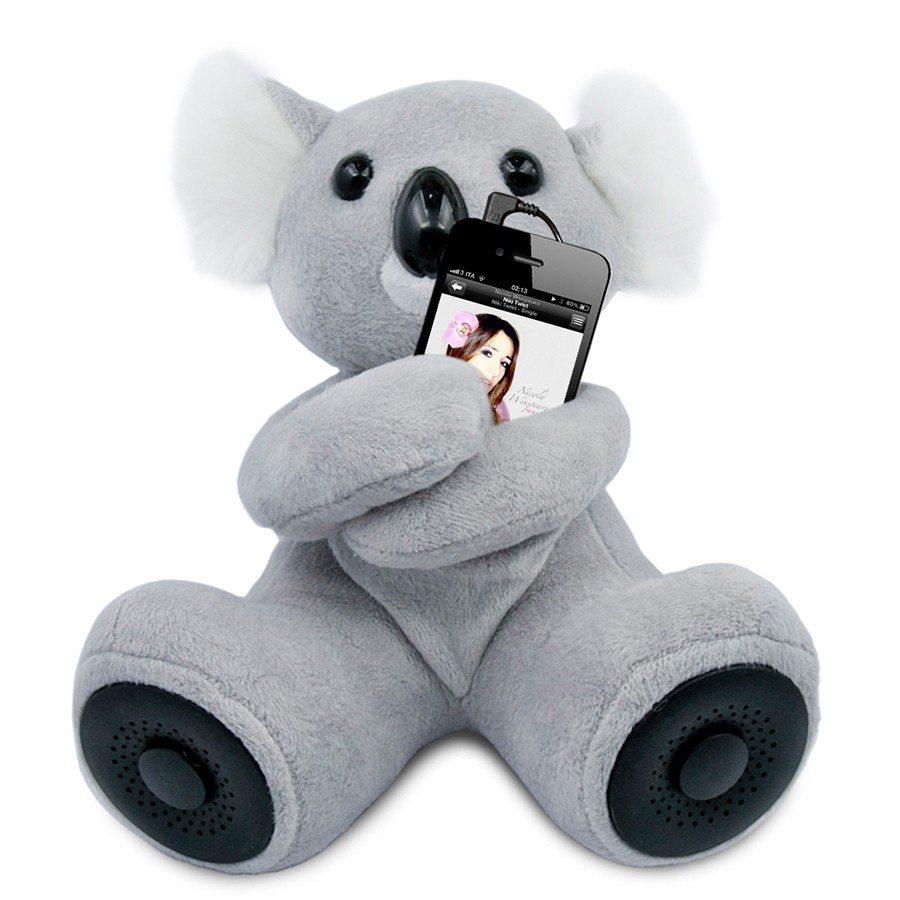 hi-Koala - de schattige luidspreker voor je smartphone