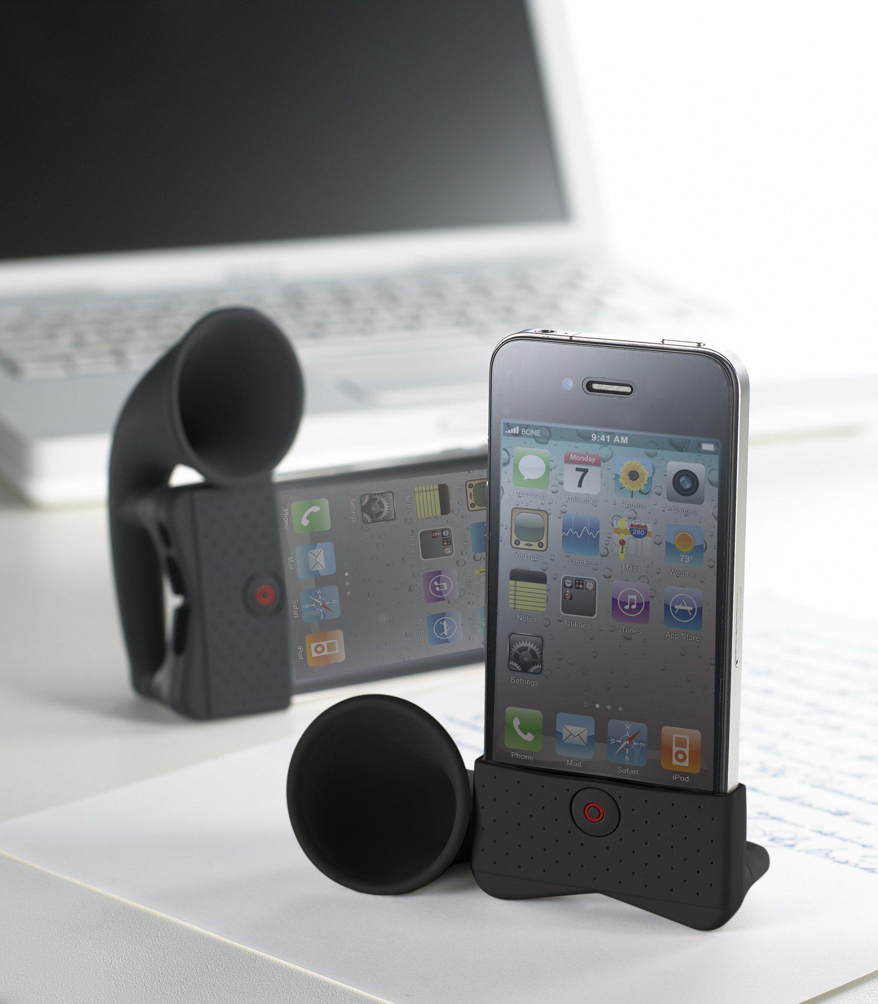 Hoorn iPhone Luidspreker