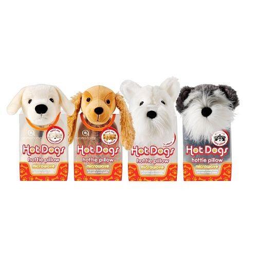 Hotdog – warmtekussen