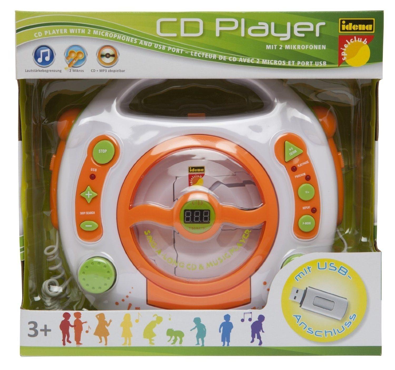 Idena Singalong cd-speler met usb-aansluiting