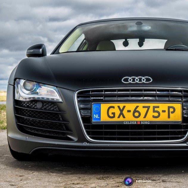 In een Audi R8 rijden - Eindhoven