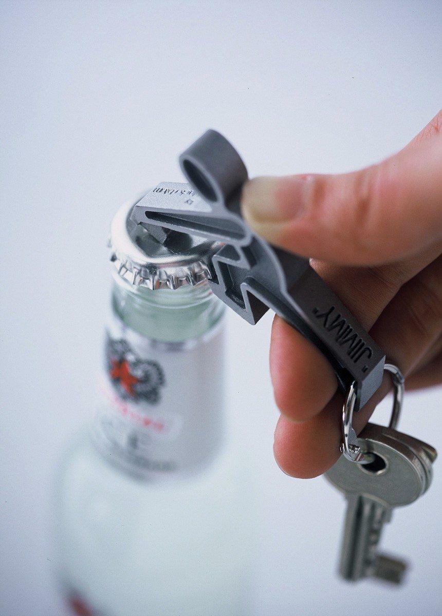 Jimmy - sleutelhanger en flessenopener in één