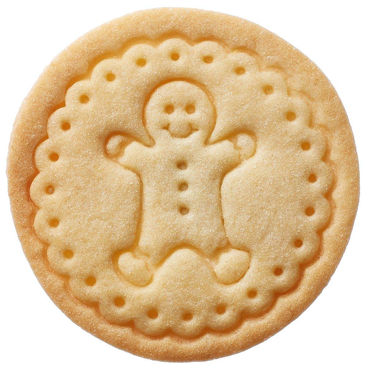 Kerst koekjesstempel