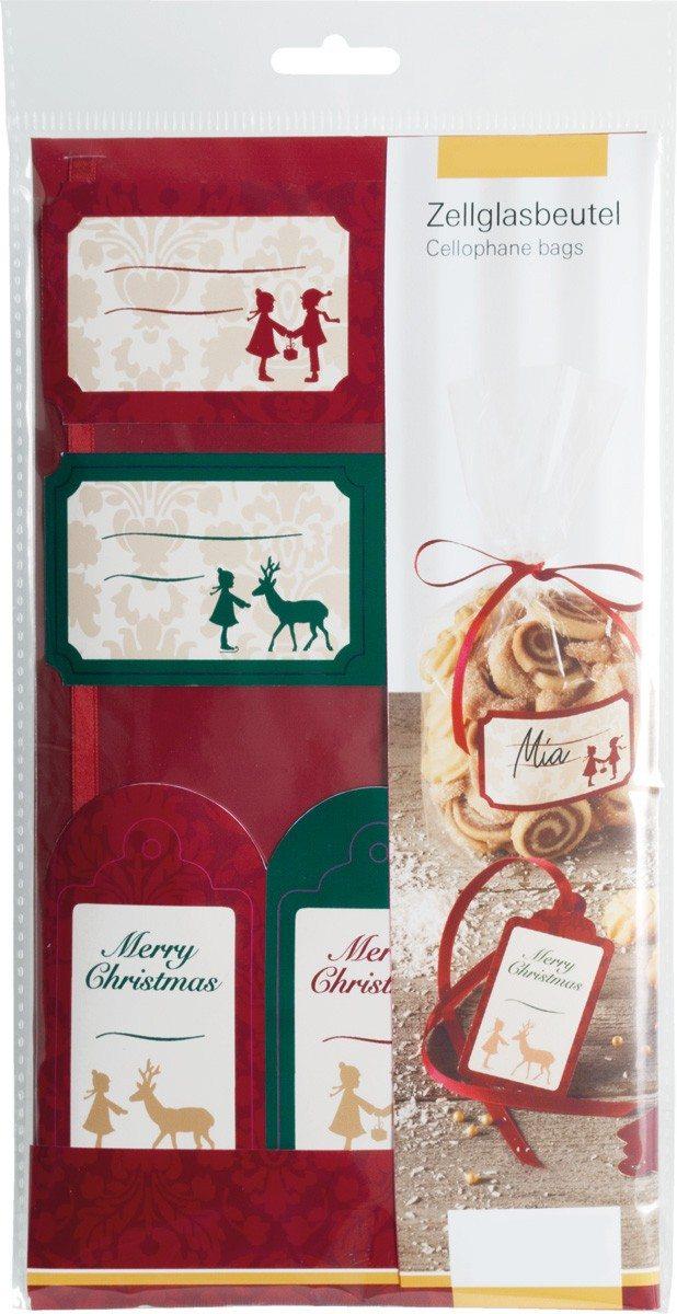 Kerstachtige verpaking