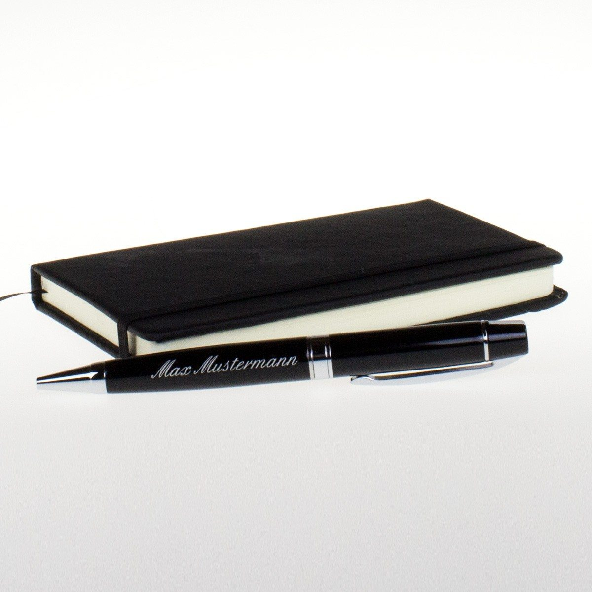 Klassieke pen met gravure