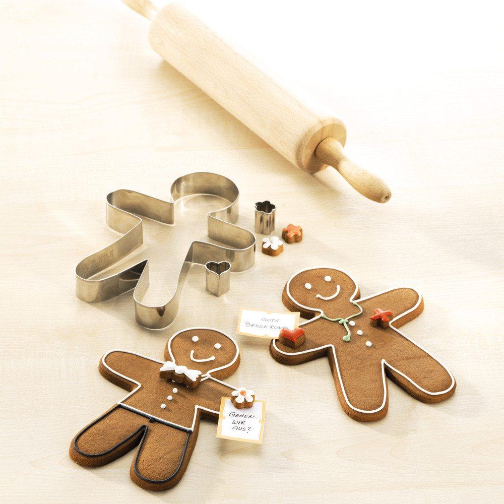 Koekjesvorm: een koekje voor alle gelegenheden - leuk cadeau voor hobbykoks