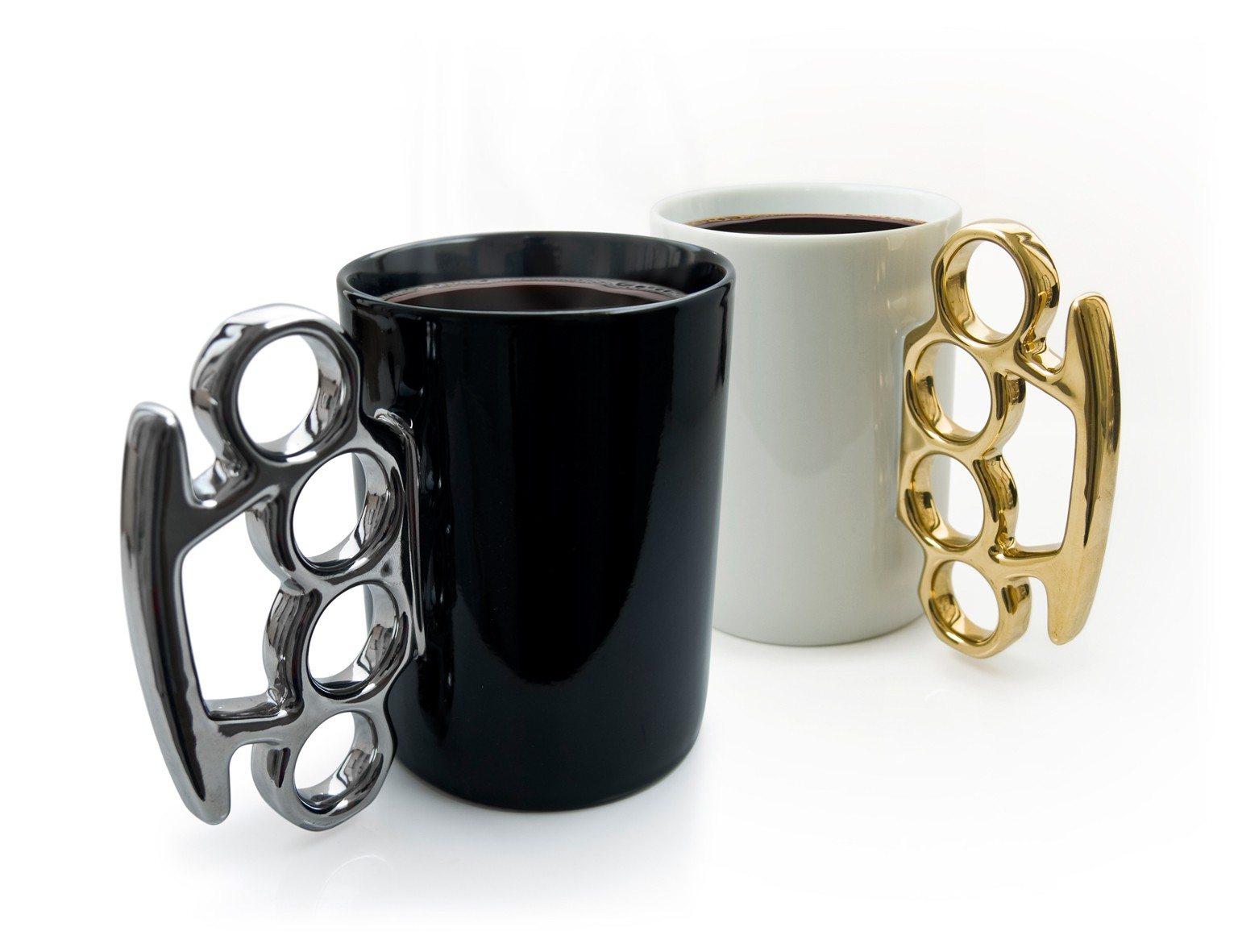 Koffiebeker boksbeugel