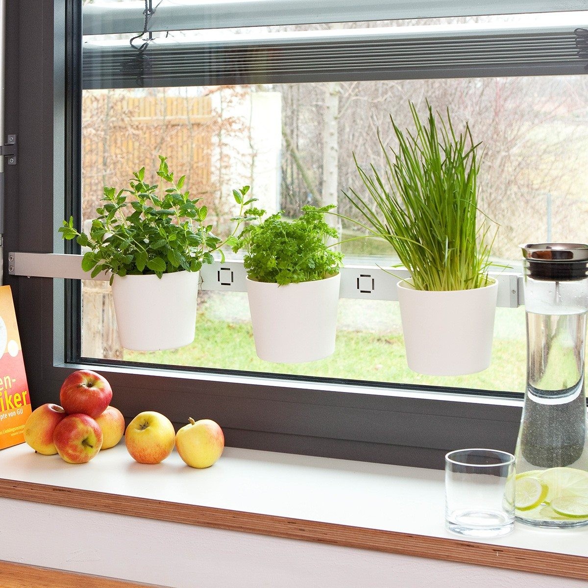 Kruiden- en plantenpotjes