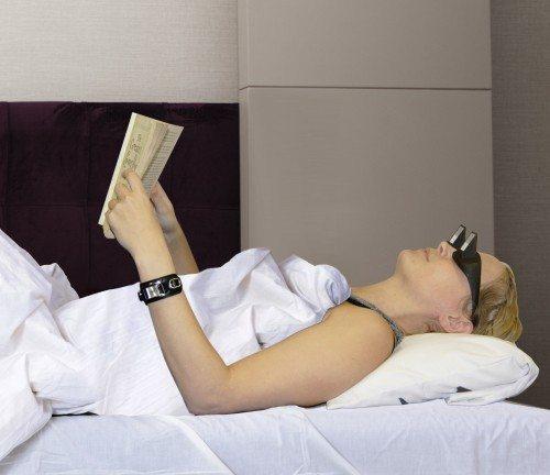 Lazy Readers - liggend lezen