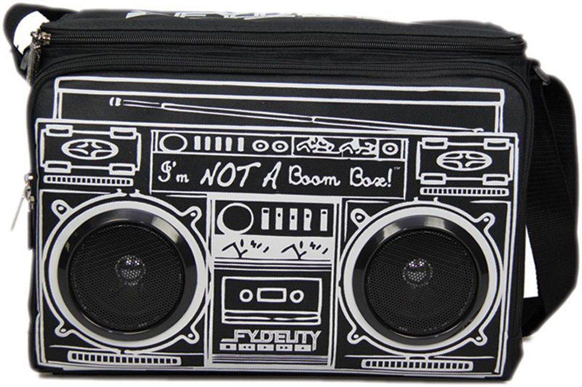 Le Boom Box - koeltas met stereofunctie