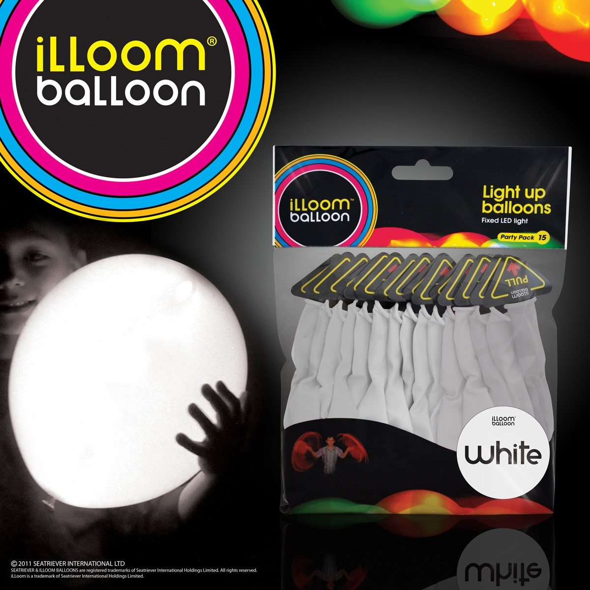 LED luchtballon