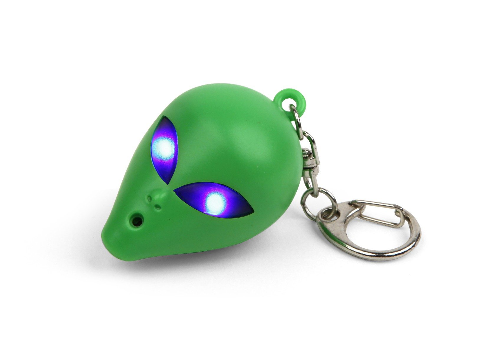 LED-sleutelhanger alien