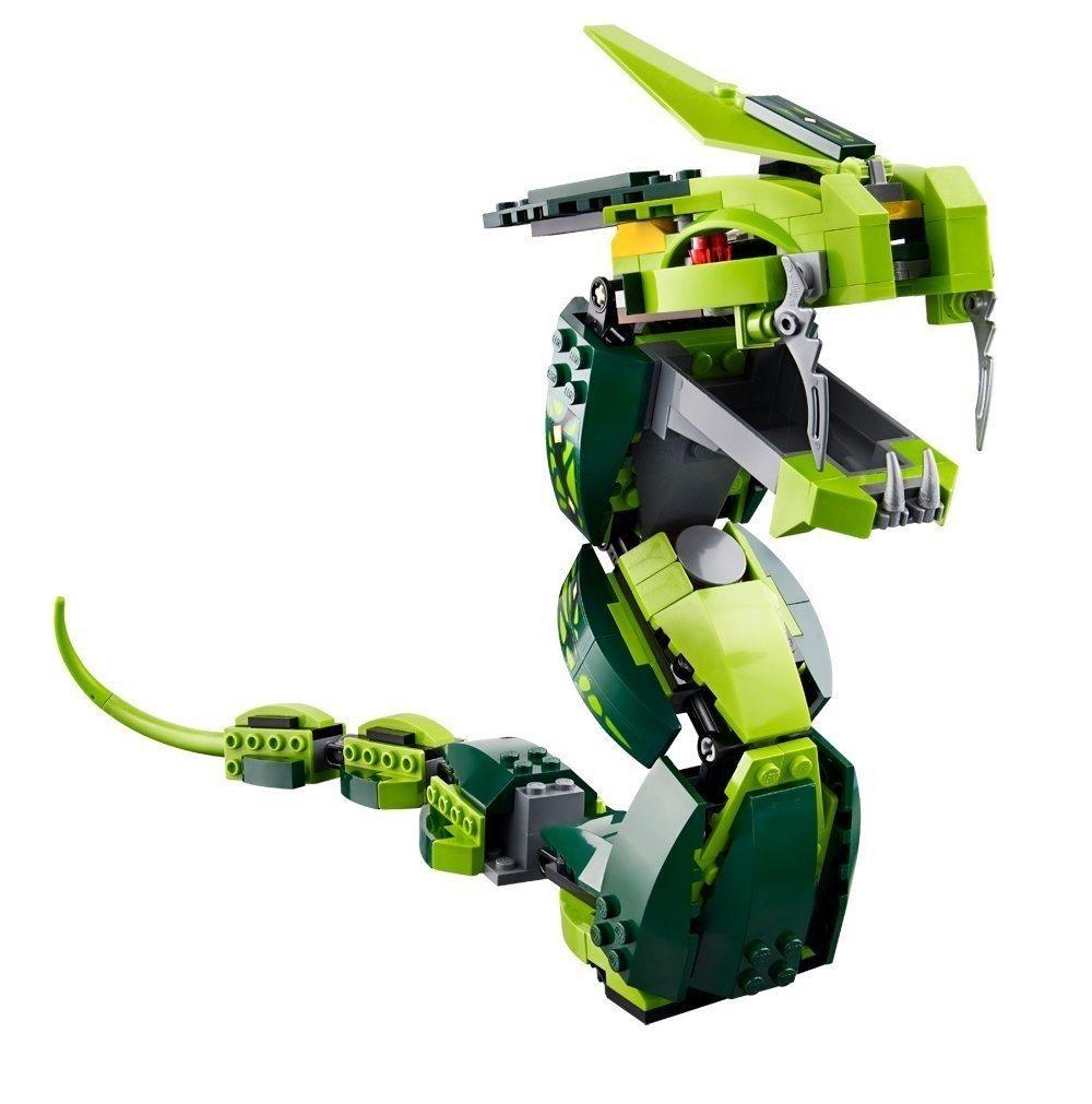 Lego Ninjago – De terugkeer van de vierkoppige draak