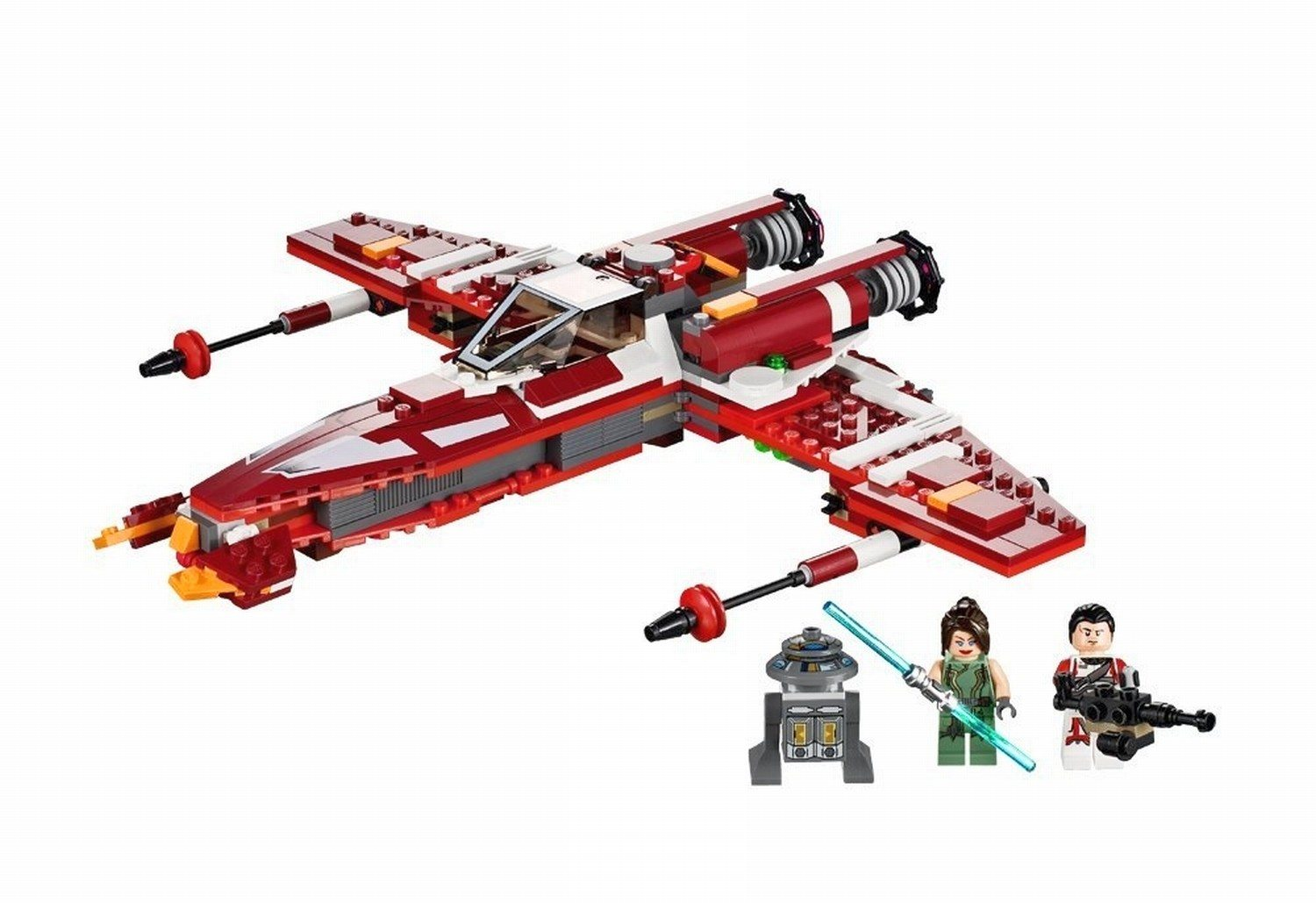 Lego Star Wars: Starfighter