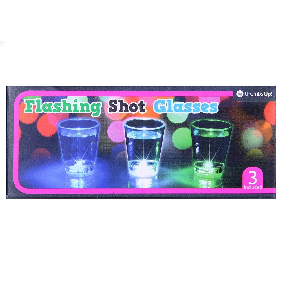 Lichtgevende Shotglazen