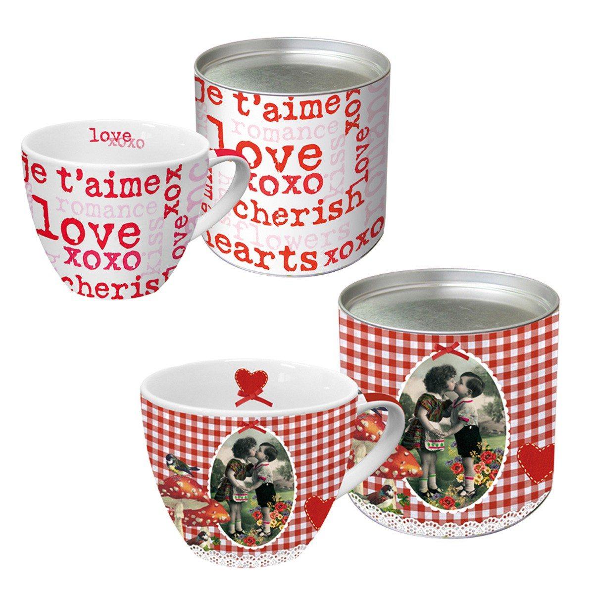 Liefdesmokken in cadeauverpakking