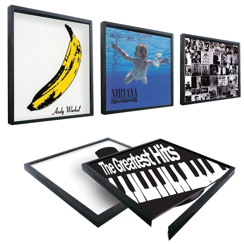 Lijst voor vinylplaten