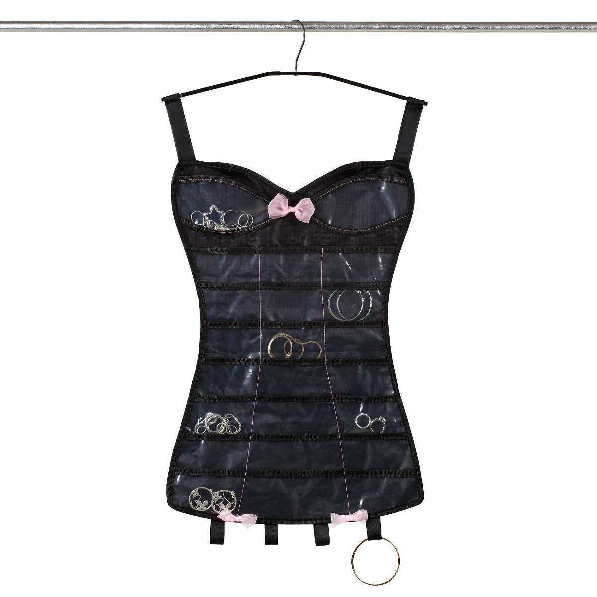 Little Black Corset - sieraden organiser