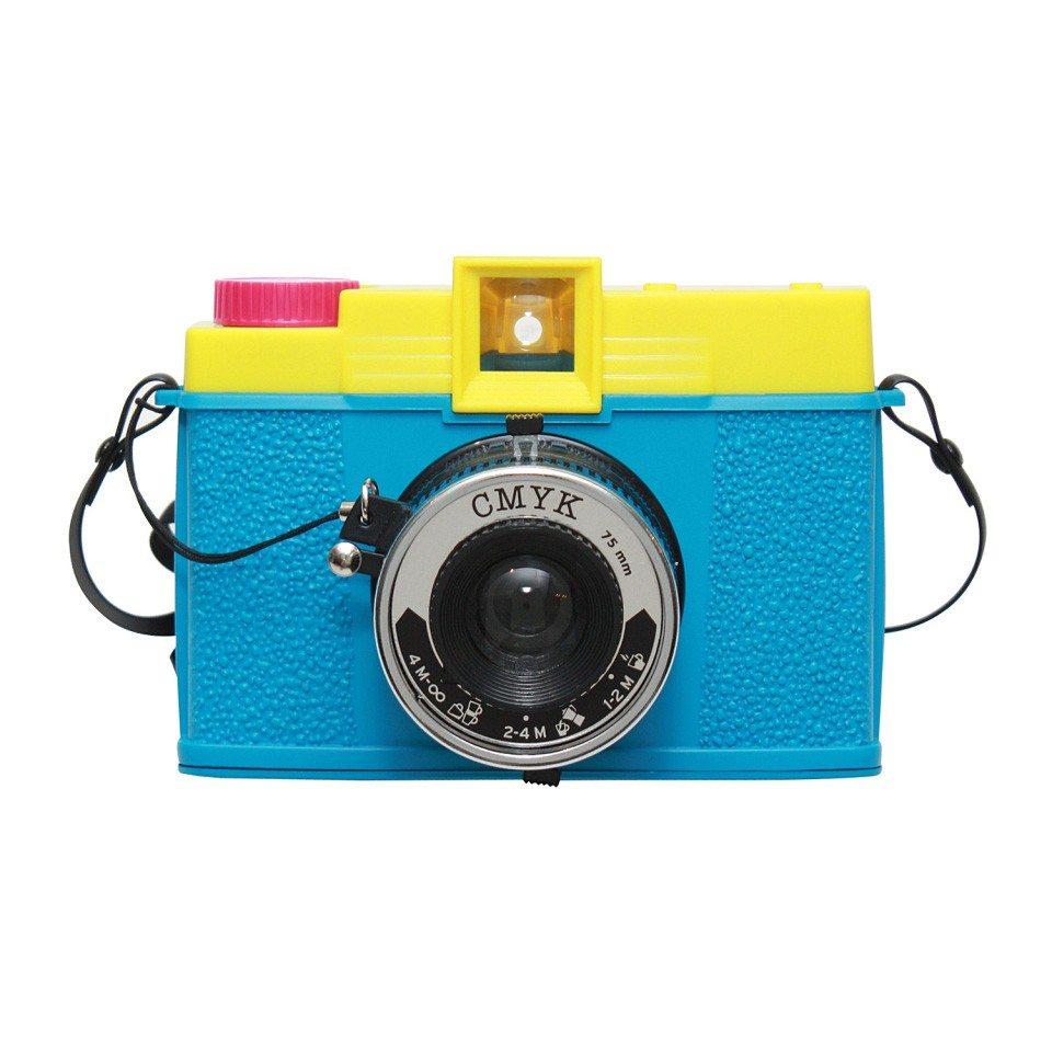 Lomography camera Diana F+ CMYK