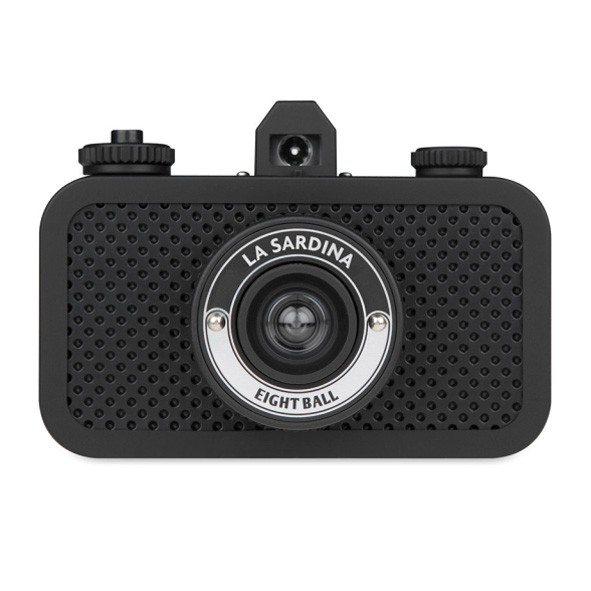 Lomography camera La Sardina 8-Ball