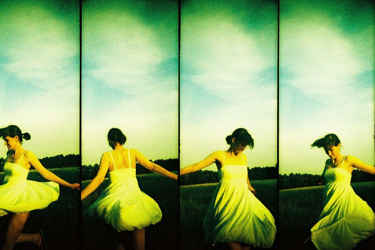 "Lomography camera ""Super Sampler"""