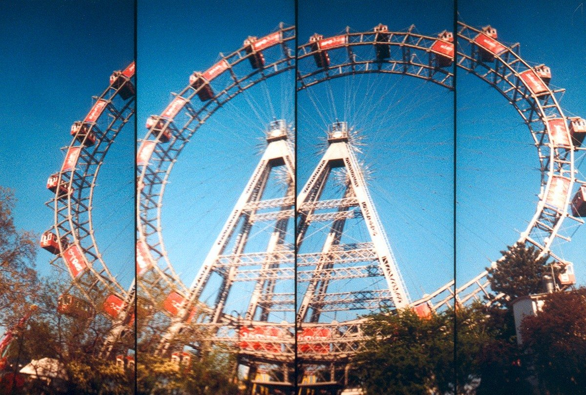 Lomography camera ''Super Sampler''