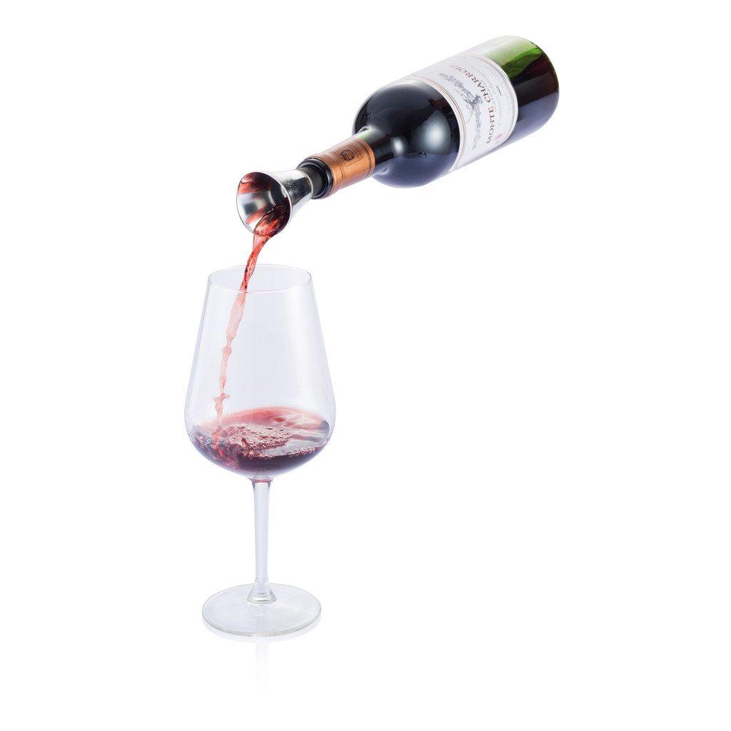 Luxe wijnset met gravure