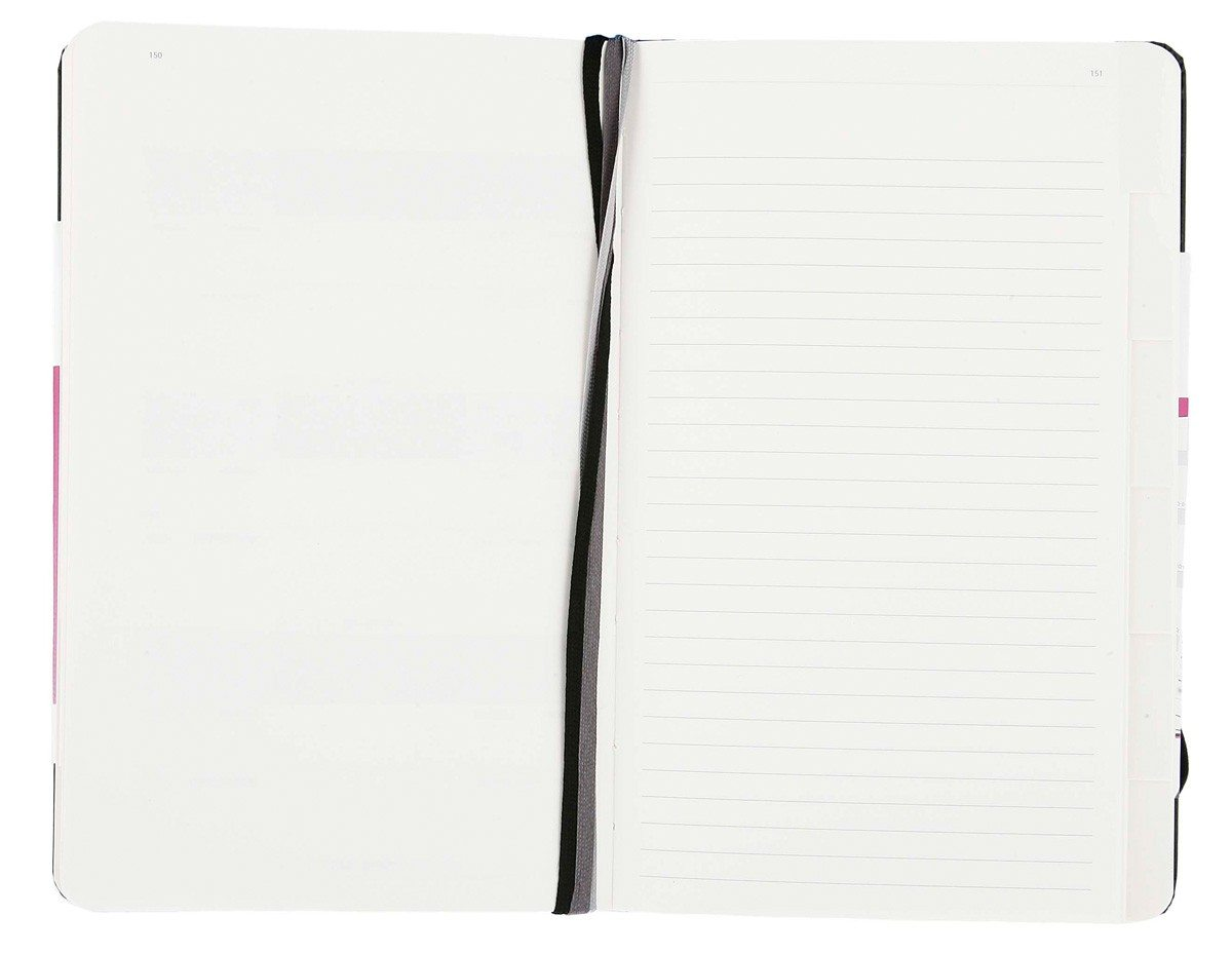 Moleskine Style - notitieboekje
