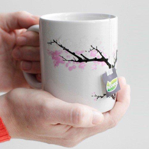 Morph Mug – kersenbloesem
