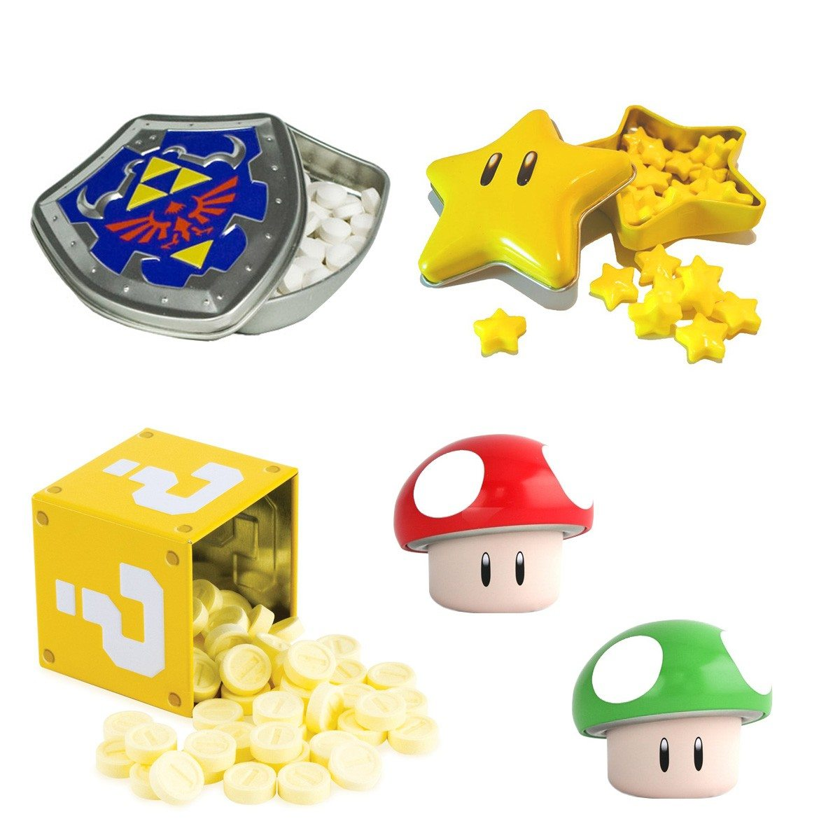 Nintendo snoepjes
